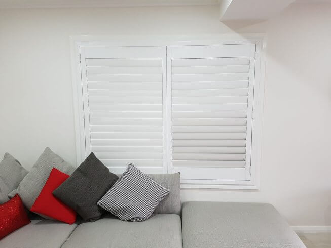 Plantation Shutters - PVC ( Fauxwood ) & Basswood Shutters ...